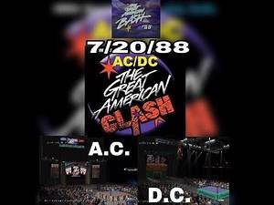 Bash '88 D.C. Armory - U.S. Tag Team Titles -Dr. Death/Ron Simmons vs. Midnight Express (C)