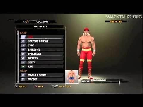 WWE '12 Hulk Hogan CAW Formula by Rai33