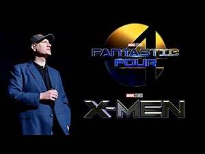 HUGE MARVEL PHASE 5 ANNOUNCEMENT - X-Men, Fantastic Four, Namor MCU News