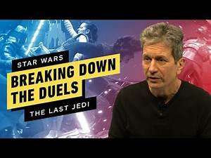 Star Wars: Breaking Down the Duels - The Last Jedi