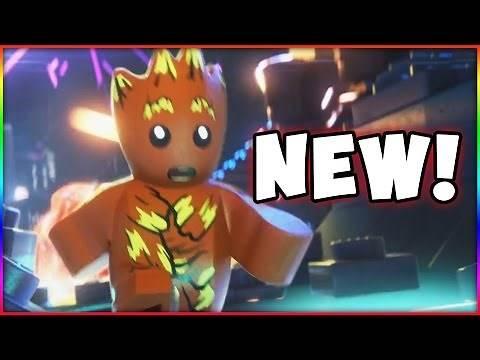 NEW! LEGO Marvel Superheroes 2 - Teaser Trailer Revealed! New Game!