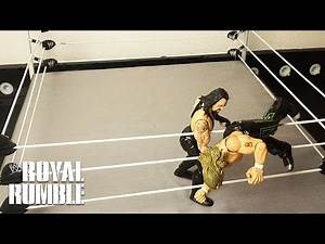 The Undertaker wins the 2007 Royal Rumble