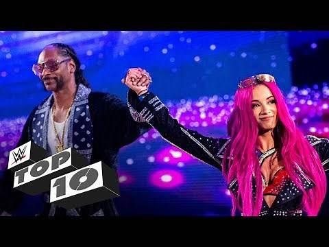 WrestleMania musical entrances: WWE Top 10, March 22, 2020