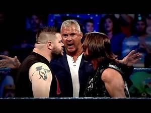 Shane McMahon to officiate U.S. Champion AJ Styles vs. Kevin Owens tonight at SummerSlam