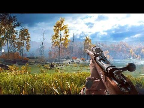 10 Best PC Game Graphics To Push Your PC TO THE LIMIT [4K Video]