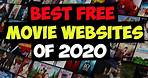 TOP 4 BEST FREE MOVIE WEBSITES