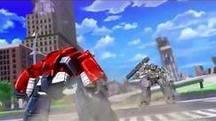 TRANSFORMERS DEVASTATION: PRIME VS DEVASTATOR...FIGHT!!!