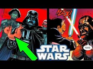 DARTH VADER HITS NEW LOW!! (Kidnapping Babies) - Star Wars Comics Explained