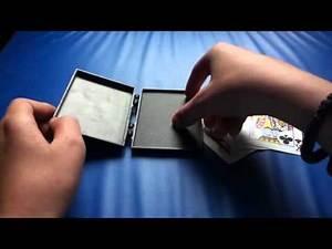 Utiliser une boîte truquée - Transformer des cartes