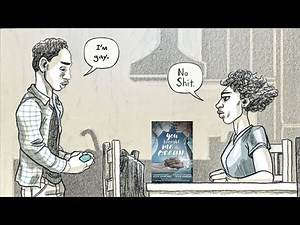 YOU BROUGHT ME THE OCEAN- DC's New YA Graphic Novel Teaches Kids Tolerance & Racism AT THE SAME TIME