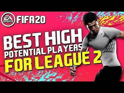 FIFA 20 - Best Highest Potential 82 Career Mode Players For League 2