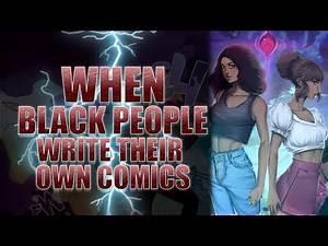 A True Black Experience In Comic Books
