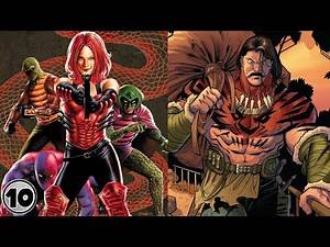 Top 10 Children Of Super Villains