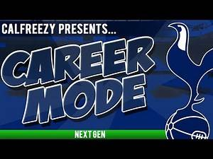 Next Gen FIFA 14 - Spurs Career Mode - Ep 1 - Lets Do This!