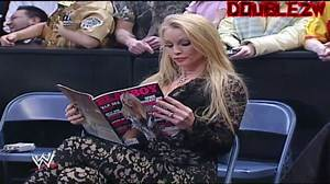 Brian Kendrick & Torrie Wilson vs. Jamie Noble & Nidia - 4-10-2003 Smackdown