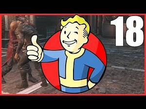 Fallout 4 Scientist Playthrough - Part 18 - Good Neighbor!