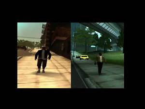 GTA LCS Ped Quotes - Taxi Driver & Black Young Male