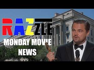 Leonardo DiCaprio Hands Over Brando's Oscar to US Government - RAZZLE MONDAY MOVIE NEWS