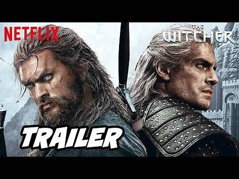 The Witcher Season 2 Teaser Trailer Netflix First Look and Jason Momoa Breakdown