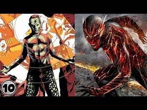 Top 10 Strongest DC Super Villains You Wouldn't Expect