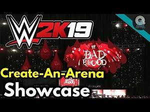 WWE 2K19 Create An Arena Showcase| Ep:368: Bad Blood 2004