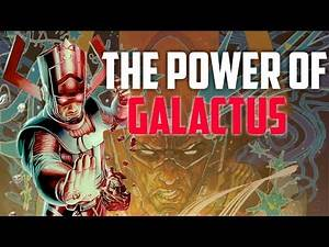 How Strong Is Galactus !? (Marvel Comics)