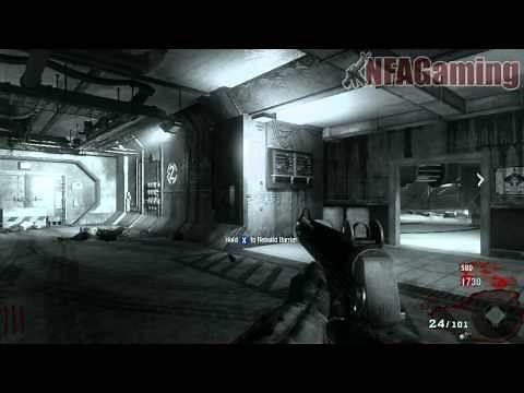 Call of Duty: Black Ops - Map Pack 1: Ascension Gameplay