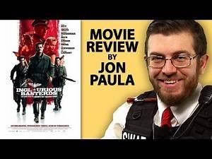 Inglourious Basterds -- Movie Review #JPMN
