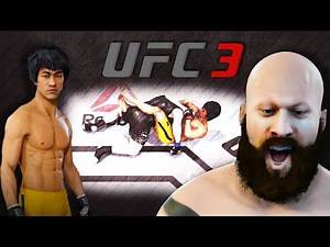 Bruce Lee vs. Big Show (EA sports UFC 3)