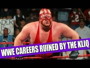 5 WWE Wrestling Careers The Kliq Ruined (Sabotaged)