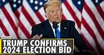 Donald Trump accused Biden for giving away America to China | US | World News | English News | WION
