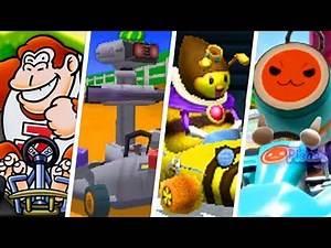 Evolution of Underused Characters in Mario Kart Games (1992 - 2018)