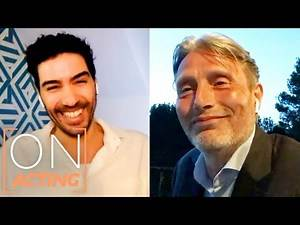 Mads Mikkelsen on Dancing in Another Round, Tahar Rahim on Playing a Victim of Torture   On Acting