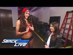 Sophia Grace promises to have Nikki Bella's back: SmackDown LIVE, Dec. 6, 2016