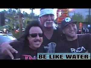 Hulk Hogan w/Nick Hogan - Will there be an NWO Reunion?