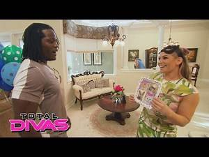 Natalya's party takes a hilarious turn when the cats get out: Total Divas, Feb. 2, 2016