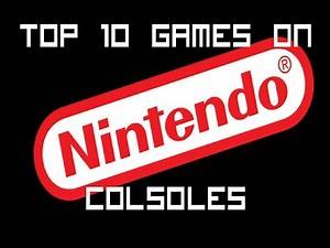 Top 10 Nintendo Console Games of all time