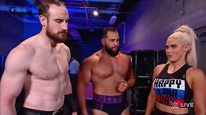 WWE - WWE SmackDown LIVE: Rusev lashes out at Aiden English & Lana
