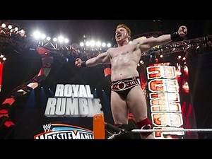 2012 Royal Rumble Match Review
