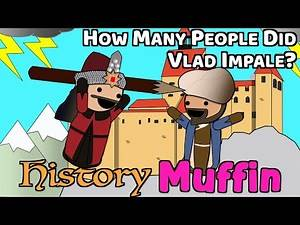 Vlad the Impaler: History's Quirkiest Murderer? - History Muffin