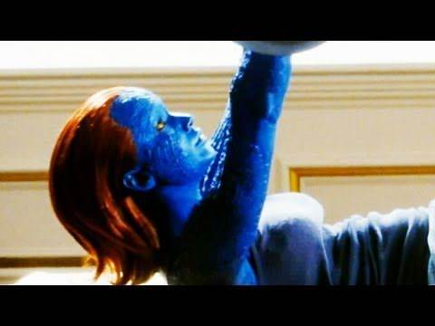 "X-Men First Class ""Mystique"" 2011 official movie trailer clip"