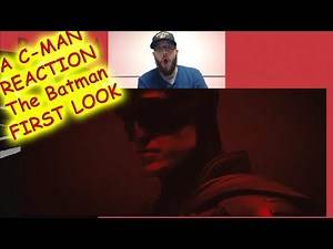 FIRST LOOK: The Batman Test Footage - Robert Pattinson Batsuit Reveal