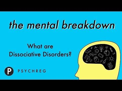 What Are Dissociative Disorders?