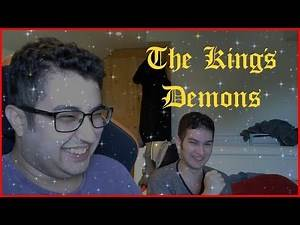 """""""The King's Demons"""" - Doctor Who Reaction!"""
