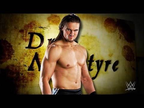 Drew McIntyre 7th WWE Theme Song For 30 minutes - Broken Dreams