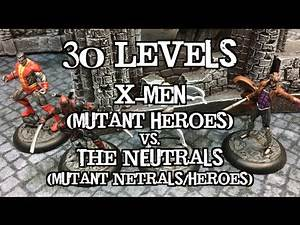 Age of Marvels - Marvel Universe Game Battle Report - Ep 03