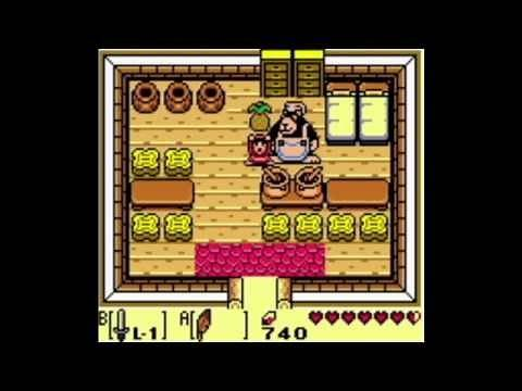 Link's Awakening: Trading Sequence Guide