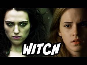 The Story of Morgana Le Fay (The Most Powerful Witch) - Harry Potter Explained
