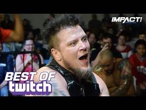 Sami Callihan INSULTS Armed Forces at Salute to the Troops! | IMPACT Wrestling on Twitch