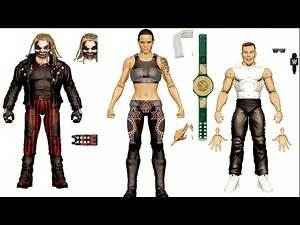 Mattel reveals WWE Elite Collection Series 80 and 82 action figures (The Fiend, Rob Gronkowski)